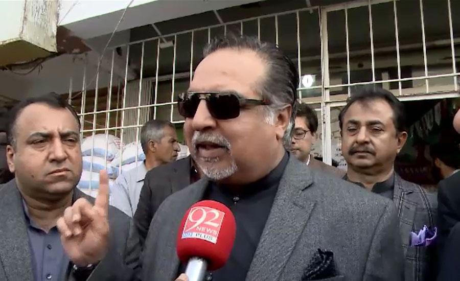 گورنر سندھ کا آٹا بحران کے ذمہ داروں کیخلاف سخت ایکشن کا اعلان