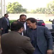 وزیر اعظم عمران خان، ایک روزہ دورے، لاہور پہنچ گئے، 92 نیوز