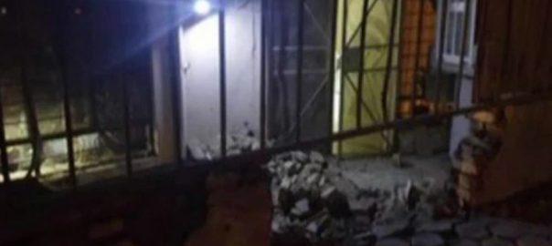 بغداد  البلد ائیر بیس  راکٹ حملے  چار فوجی زخمی  92 نیوز