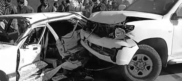 اسلام آباد، امریکی سفارتخانے ، گاڑی، افراد ، جاں بحق
