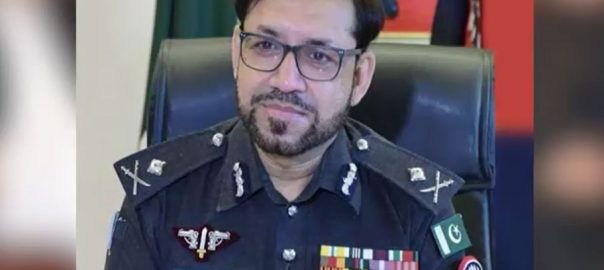آئی جی سندھ وفاق سندھ سرکار اسلام آباد  92 نیوز