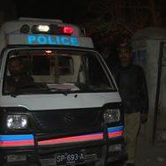 کراچی پولیس کی نا اہلی ، فائرنگ سے شہری زخمی