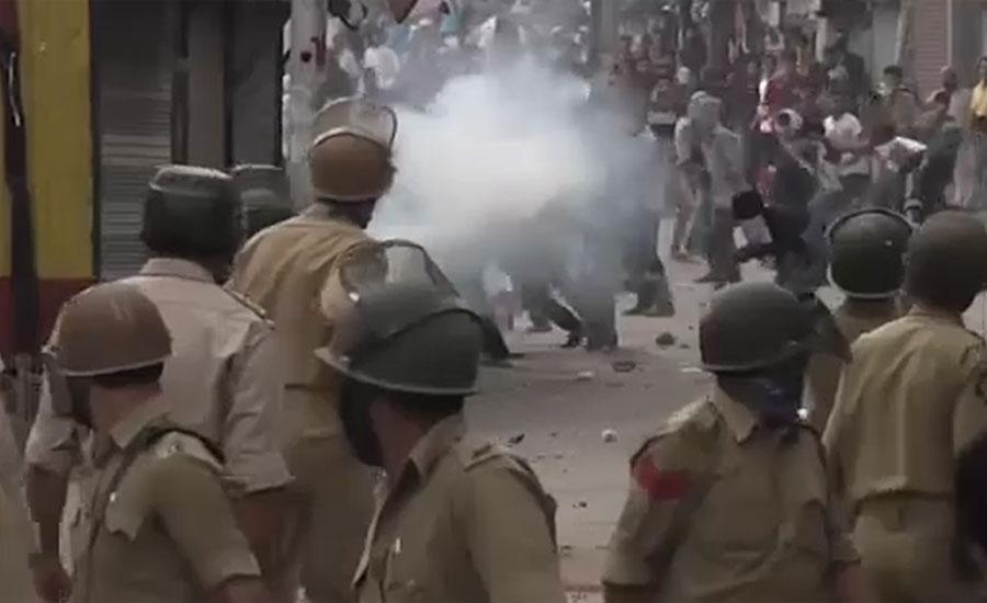 بھارتی فوج کی مقبوضہ کشمیر میں ریاستی دہشتگردی ، مزید دو کشمیریوں کو شہید کر دیا