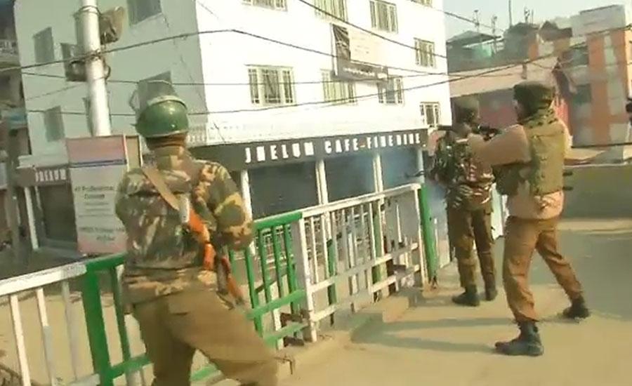 مقبوضہ کشمیر، بھارتی فوج کی فائرنگ سے مزید 2 کشمیری شہید