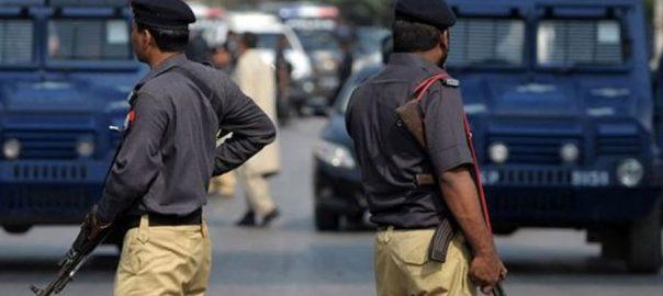 تھریٹ کمیٹی ، سربراہ ، کمشنر کراچی ، 16 گارڈز ، منظوری