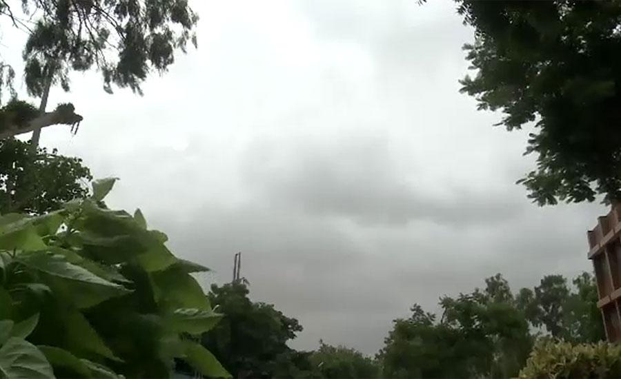 محکمہ موسمیات نے آج بھی بارش کی نوید سنا دی