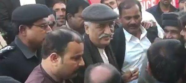 سکھر ، احتساب عدالت ، نیب راولپنڈی ، خورشید شاہ ، تحقیقات ، اجازت