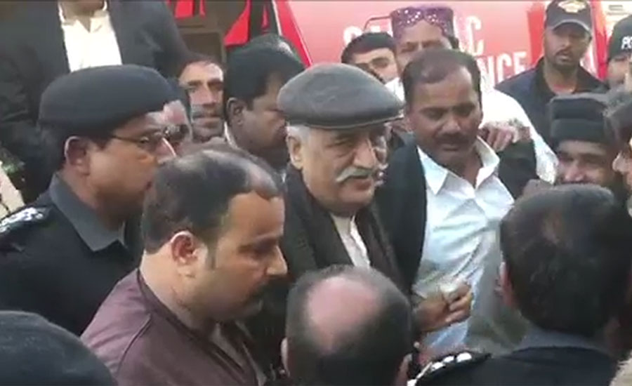 سکھر کی احتساب عدالت نے نیب راولپنڈی کو خورشید شاہ کےخلاف تحقیقات کی اجازت دے دی
