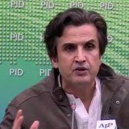 وفاقی وزیر نیشنل فوڈ سکیورٹی آٹا بحران اسلام آباد  92 نیوز