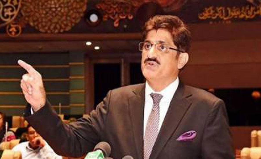 مراد علی شاہ کی سندھ اسمبلی میں دھواں دھار تقریر، پولیس افسران پر کڑی تنقید