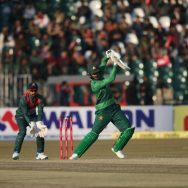 پہلا ٹوئنٹی، گرین شرٹس، ہدف، تعاقب، 3 وکٹوں پر93 رنز، لاہور، 92 نیوز