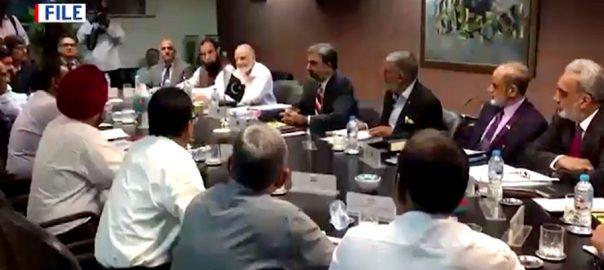 پاک بھارت آبی تنازع، دونوں ممالک، اہم اجلاس، مارچ میں متوقع، اسلام آباد، 92 نیوز