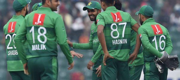 بنگلہ دیش  سیریز  کھلاڑی خوش لاہور  92 نیوز