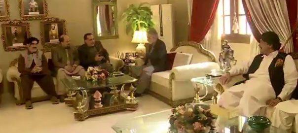 گورنر سندھ، پیرپگارا، ملاقات، شکایات، انبار، صدررالدین راشدی، کراچی، 92 نیوز