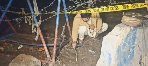 پشاور ، کارخانو چیک پوسٹ ، دھماکا، افراد ، زخمی