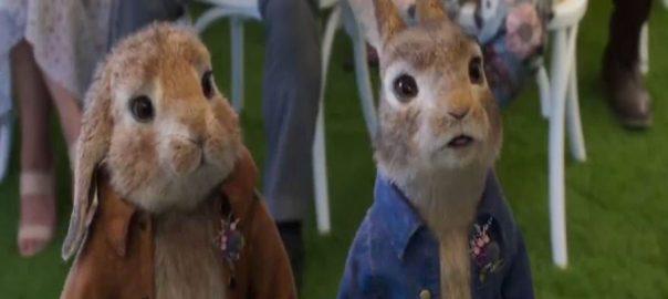 ہالی ووڈ ، اینی میٹڈ فلم 'پیٹر ریبٹ ٹو ' ، ٹریلر
