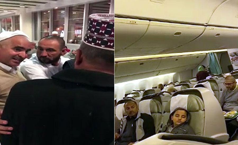 پی آئی اے کی مدینہ سے اسلام آباد اور کراچی آنیوالی پروازوں میں گھنٹوں تاخیر