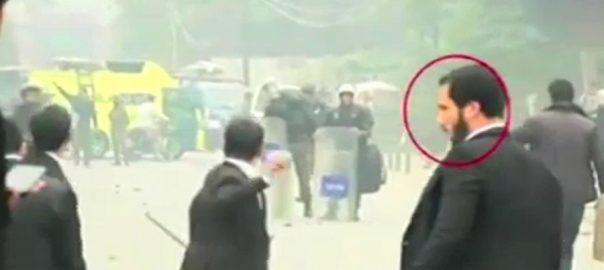 پی آئی سی  لاہور  92 نیوز انسداد دہشتگردی عدالت 