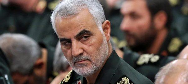 جنرل سلیمانی  ٹرمپ  واشنگٹن  92 نیوز ایرانی جنرل  قاسم سلیمانی 