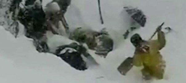 برفباری  بارشوں سے تباہی  حادثات میں اموات  100 اسلام آباد  92 نیوز