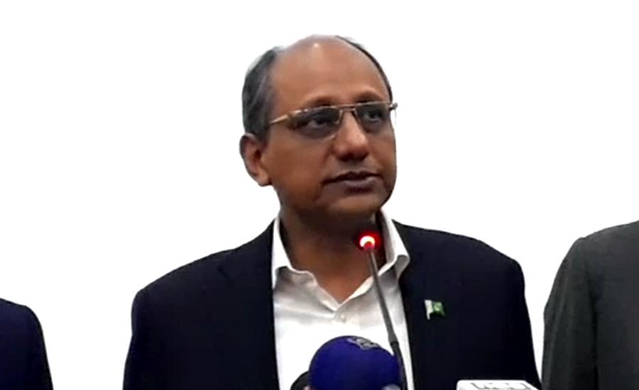 آٹا بحران کی اصل وجہ وفاقی حکومت کی نااہلی ہے ، سعید غنی