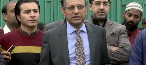 سرکاری ملازمین  تقرر وتبادلے سعید غنی کراچی  92 نیوز