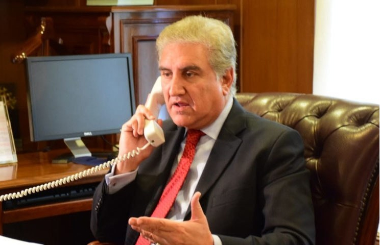 شاہ محمود قریشی کی عمان کے نئے سلطان ہیثم بن طارق السید سے ملاقات
