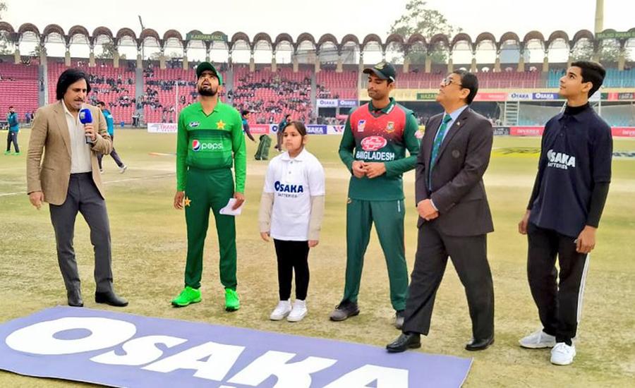 دوسرا ٹی ٹوئنٹی، بنگلہ دیش کا پاکستان کو جیت کیلئے 137 رنز کا ہدف