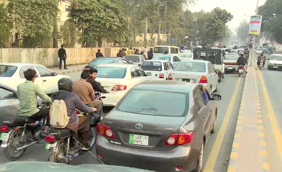 پاک بنگلہ دیش سیریز کیلئے ٹریفک ایڈوائزری پلان جاری