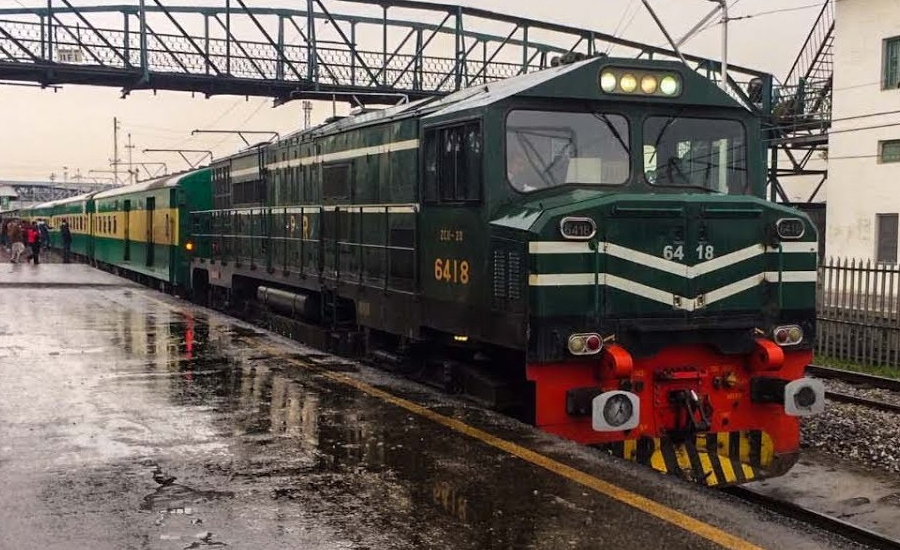 ملک بھر میں ٹرینوں کا شیڈول بری طرح متاثر