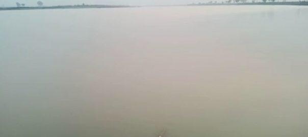بھارت ، آبی جارحیت ، دریائے ستلج ، پانی