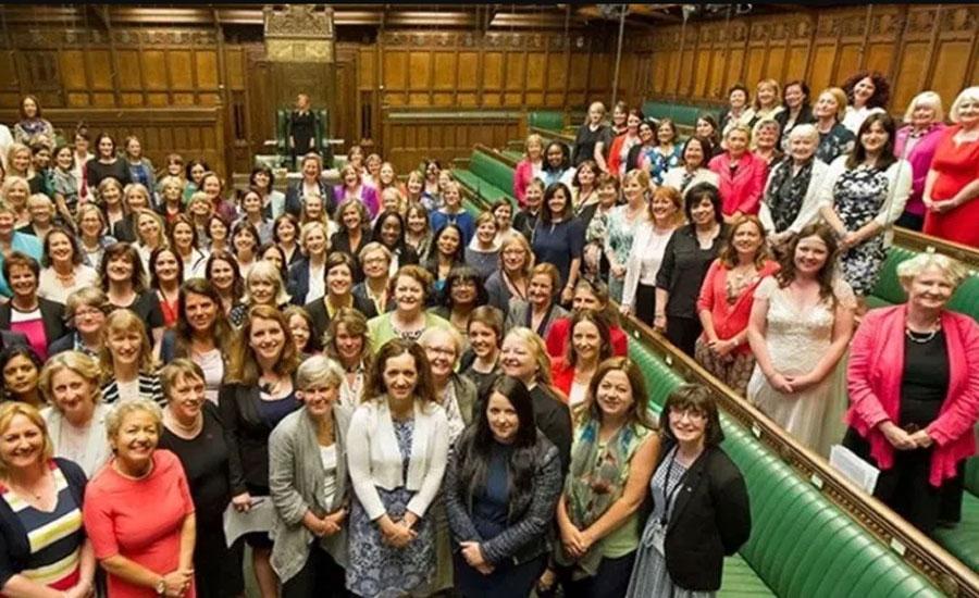 برطانوی پارلیمنٹ، پہلی مرتبہ مسلمان خواتین ارکان کی تعداد مسلم مرد ارکان سے زیادہ ہوگئی