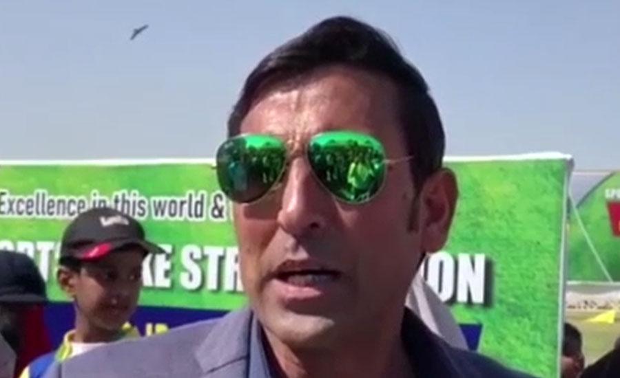 کھلاڑی یونس خان کا چار سے چھ کروڑ روپے پی سی بی کے ذمے واجب الادا ہونے کا دعویٰ
