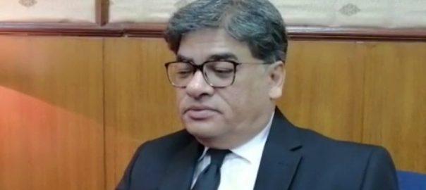 AG khalid javed khan اٹارنی جنرل جسٹس قاضی فائز عیسیٰ اسلام آباد  92 نیوز خالد جاوید خان ک ایڈیشنل اٹارنی جنرل 