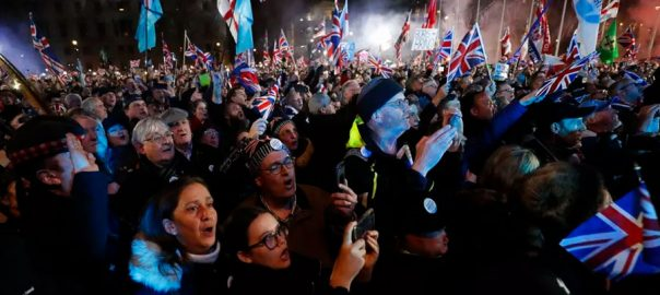 برطانیہ، 47 برس ، یورپین یونین ، علیحدہ ، لندن ، 92 نیوز