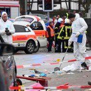 جرمنی ، کارنیول ، شہری ، کار ، شرکاء ، چڑھا دی ، 52 زخمی ، ووکس مارسن ، 92 نیوز