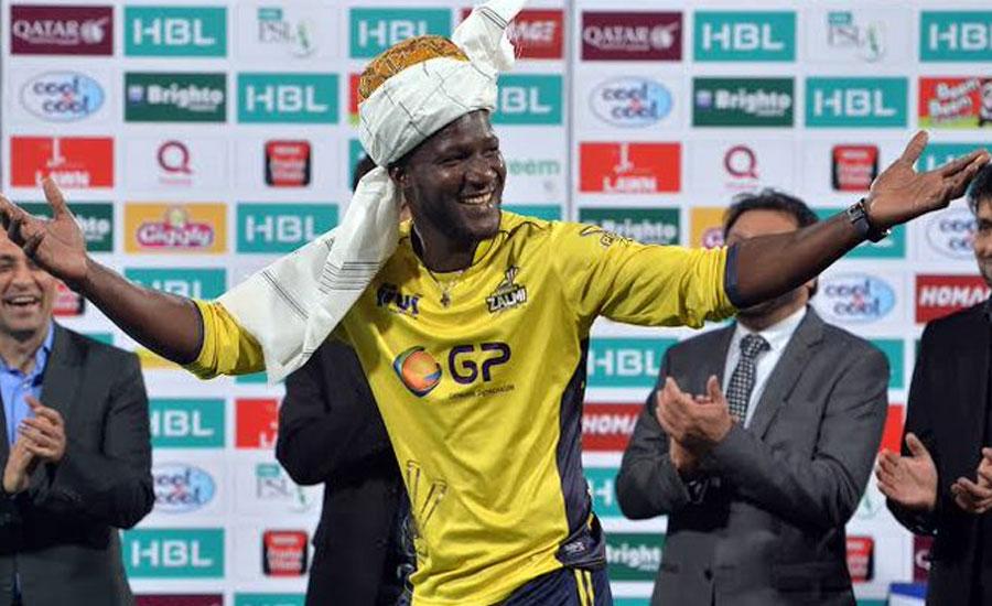 پاکستان کا سب سے بڑا سویلین اعزاز ملنے پر خوشی محسوس کر رہا ، ڈیرن سیمی