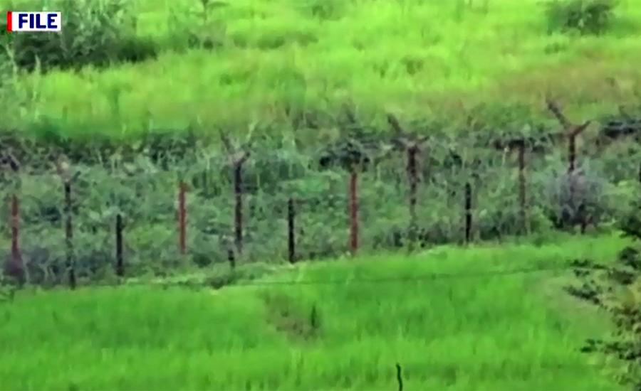 ایل او سی پر بھارتی فوج کی اشتعال انگیزی ، دو شہری زخمی
