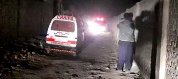 QUEETA کوئٹہ  مغربی بائی پاس  ایل پی جی ٹینکر  5افراد جاں بحق 92 نیوز