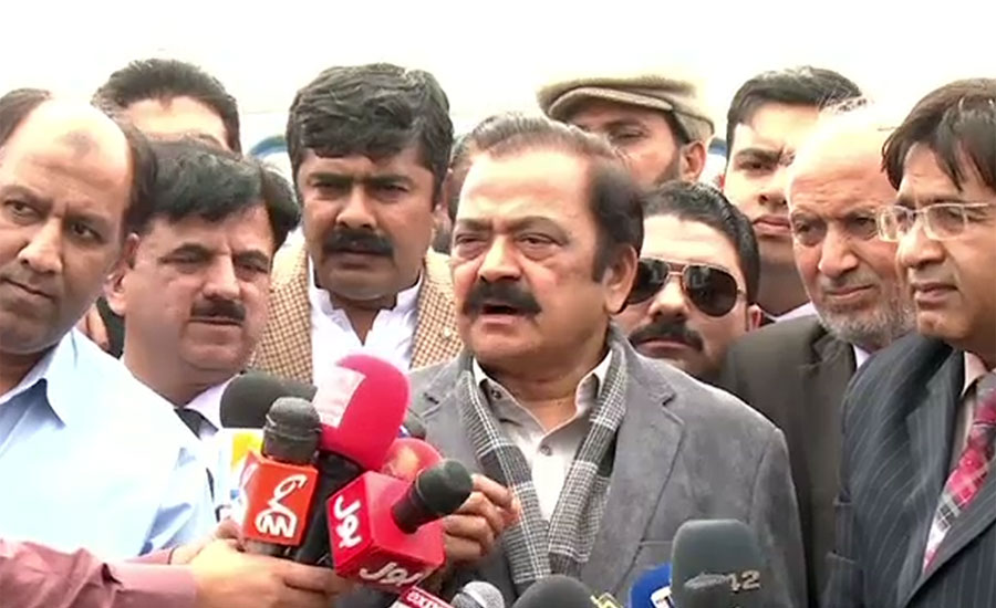 مرکز اور پنجاب میں حکومتی اتحادیوں سے رابطے میں ہیں، رانا ثناء اللہ کا بڑا دعویٰ