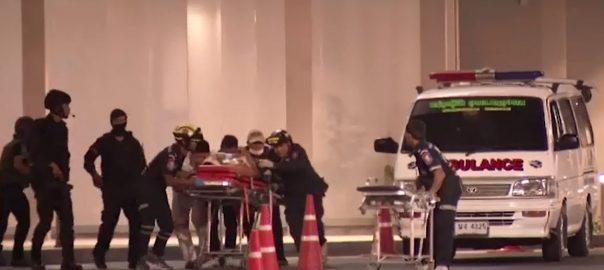 تھائی لینڈ ، فوجی اہلکار ، فائرنگ ، 26 افراد ، ہلاک ، درجنوں ، زخمی
