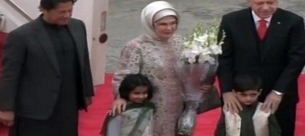 ترک صدر ، طیب اردوان ، دو روزہ ، دورے ، پاکستان
