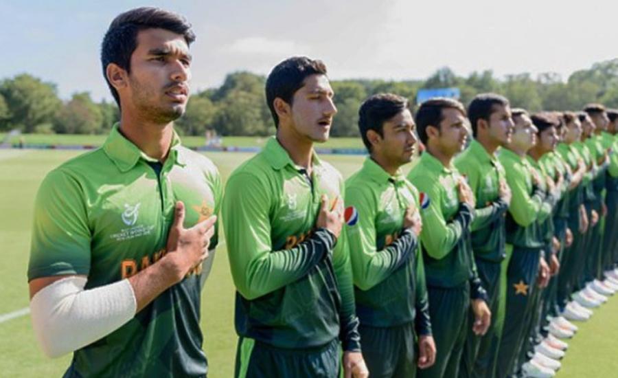 انڈر 19 ورلڈ کپ ، قومی ٹیم کل بھارت سے ٹکرائے گی