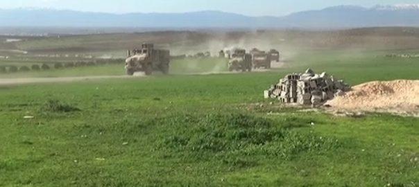 adlab syria ادلب  حکومتی فورسز  پانچ ترک فوجی ہلاک  92 نیوز