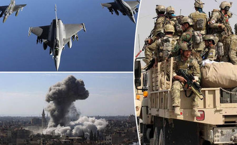 دو دہائیوں میں افغانستان میں پیش آنیوالے اہم واقعات
