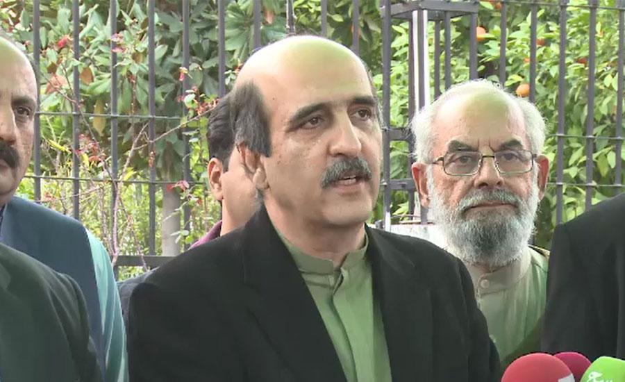 پی ٹی آئی پر دھمکیوں کا الزام، الیکشن کمیشن نے اکبر ایس بابر کی درخواست سماعت کیلئے مقرر کردی
