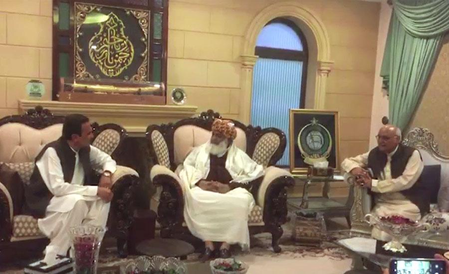 اے این پی کی فضل الرحمٰن کو 10 مارچ کے پروگرام میں شرکت کی دعوت