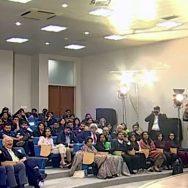بنیادی انسانی حقوق ، احترام ، کشمیر سمیت ہر جگہ ، انتونیو گوتریس ، لاہور ، نجی یونیورسٹی ، طلبہ سے خطاب ، 92 نیوز