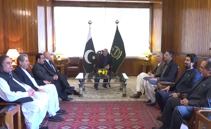 اتحادیوں کے تحفظات دور کرنے کیلئے وزیراعظم کی خصوصی کمیٹیوں کا اجلاس