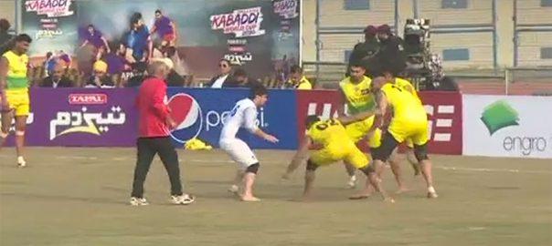 کبڈی ورلڈکپ ، آسٹریلیا ، آذربائیجان ، چوبیس ، مقابلے ، ترپن پوائنٹس ، شکست